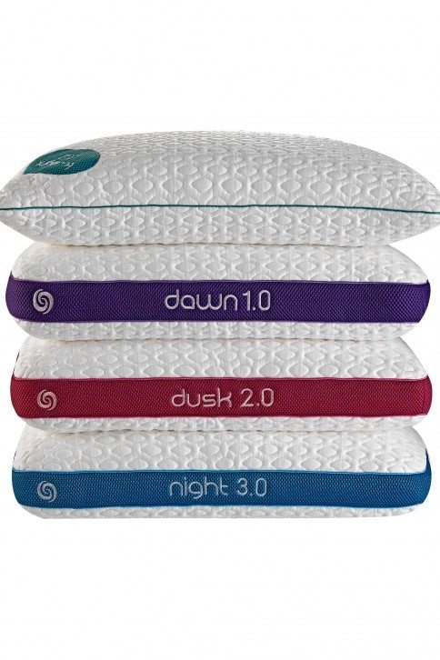 circadian pillow stack