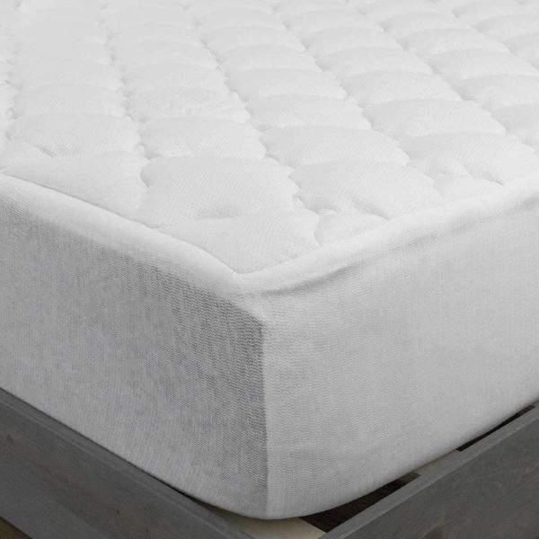 extra plush bamboo mattress pad