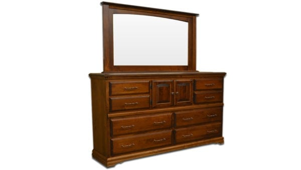dresser and mirror sold separately!
