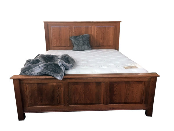 heartland panel bed